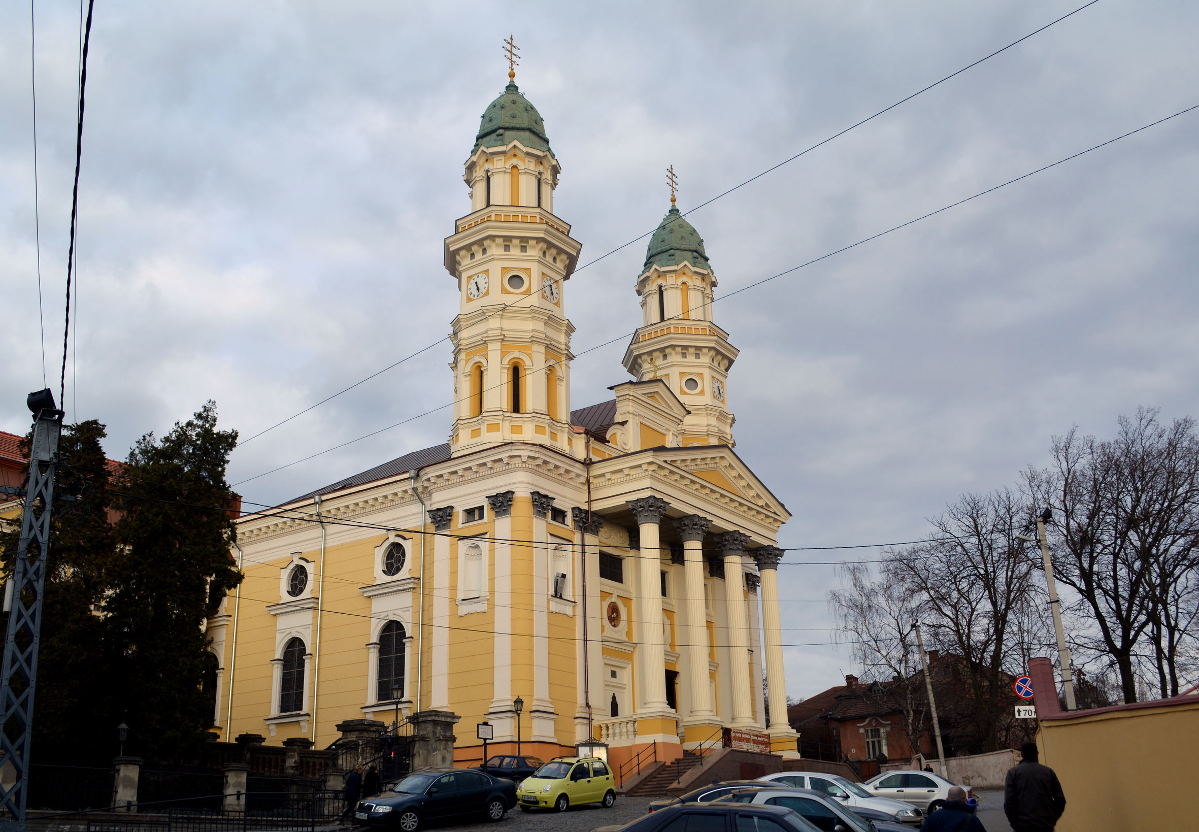 Užhorod. Zdroj: archív Jany Pavelekovej