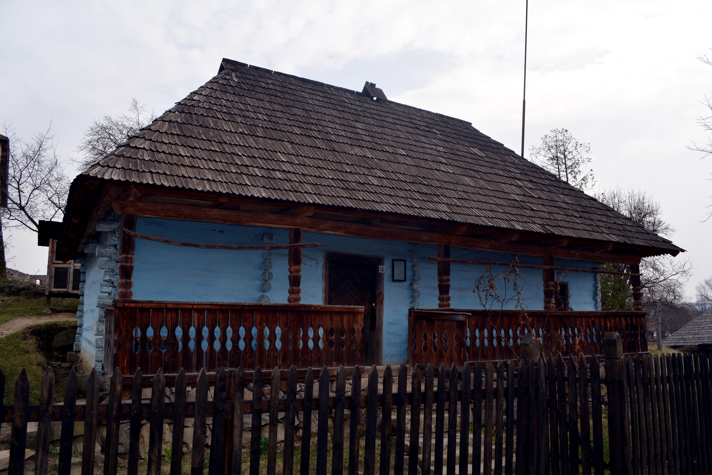 Skanzen zakarpatskej dediny v Užhorode. Zdroj: archív Jany Pavelekovej