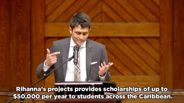 Prestížna škola udelila speváčke ocenenie (zdroj: Tumblr/Youtube)