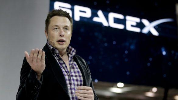Elon musk, najvyplvnejší človek súčasnosti.
