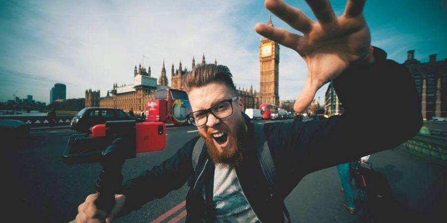 Vychytený kameraman slovenských youtuberov Boris Holečko: Pred kamerou som oveľa viac nesvoj ako za ňou