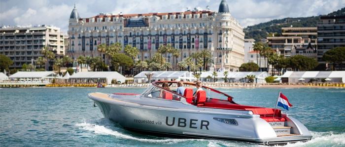 Aplikácia UberBOAT: Stopnite si loď alebo čln na dovolenke v Chorvátsku