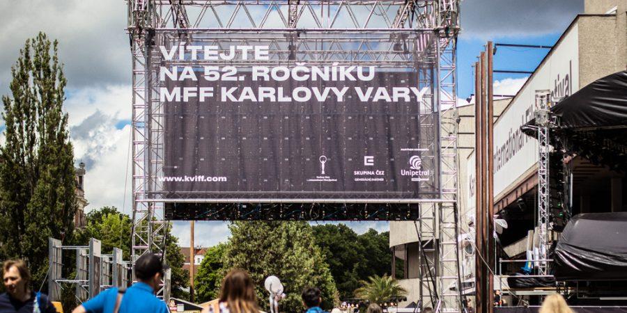 FOTOREPORT: V Karlových Varoch sa začal 52. ročník medzinárodného filmového festivalu