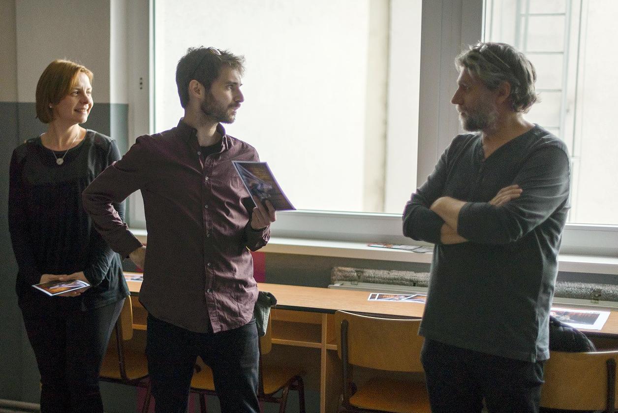 Traja pedagógovia z fotografického ateliéru FMK UCM predstavia trio autorských výstav