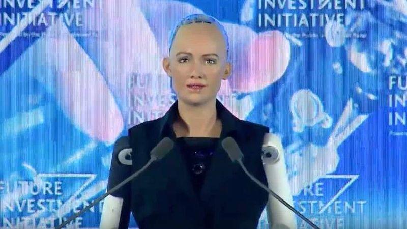 Roboti a oficiálne občianstvo? Realita v Saudskej Arábii