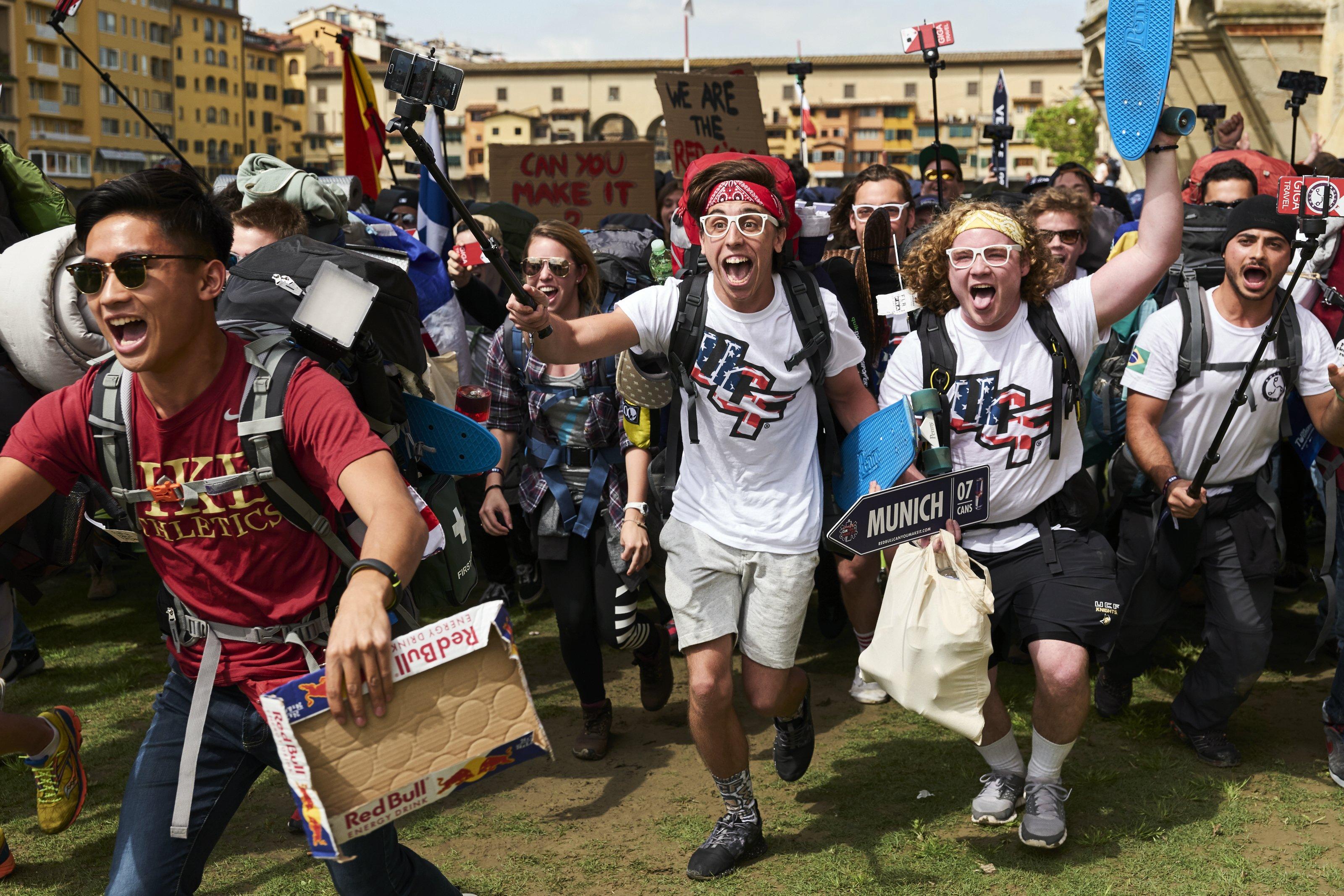 Red Bull hľadá nových odvážlivcov: Trúfaš si precestovať Európu iba pomocou plechoviek?
