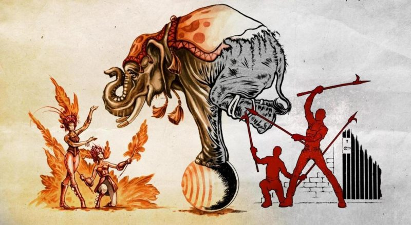 Krutá pravda cirkusov so zvieratami – blíži sa konečne ich koniec?
