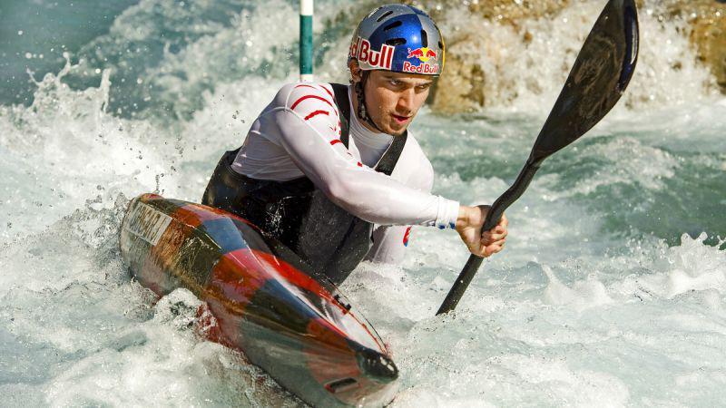 Vodný slalomár Jakub Grigar: Slalom mi vzal kúsok detstva
