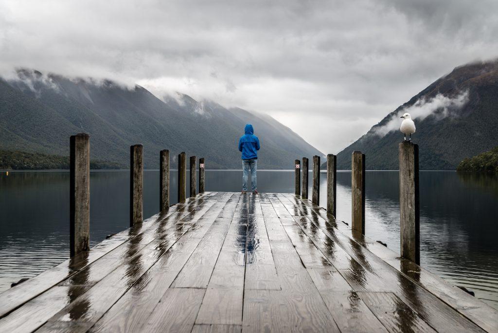 ako zvladnut samotu