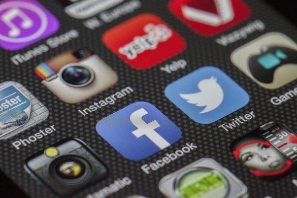 twitter, mobil, sociálne siete