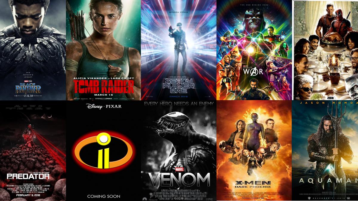 10 filmov, ktoré tento rok v redakcii najviac očakávame