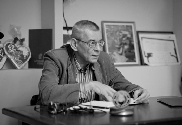 Divadelný režisér Blaho Uhlár: Kultúru by nemal vytvárať štát, má vytvoriť podmienky pre jej rast
