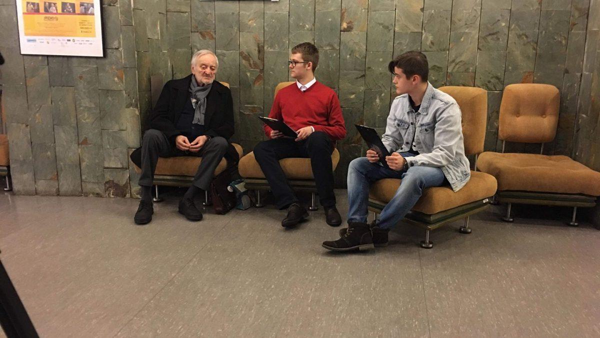VIDEO: Milan Lasica: Dostal som ponuky na vstup do politiky, ale necítil som sa na to