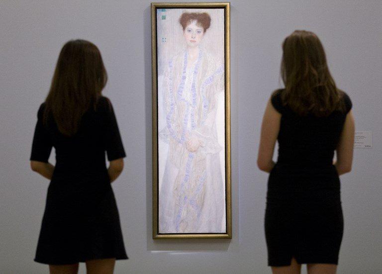 Našla sa stratená kresba Gustava Klimta: Od marca bude súčasťou desiatok výstav!