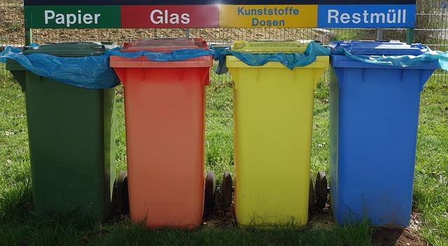 separovanie odpadu