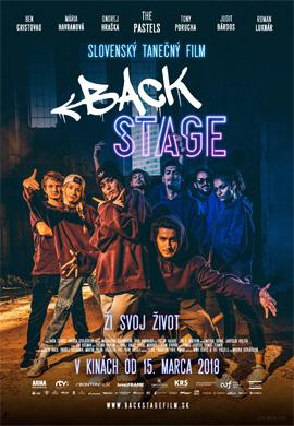 Premiéra filmu Backstage už 15. marca! Na čo a na koho sa môžete tešiť?