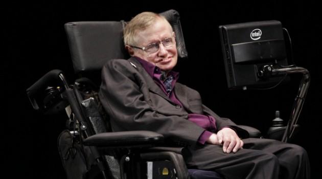 e1d4eba97c54e Hawking vraj bol bezohľadný vodič na svojom vozíku.