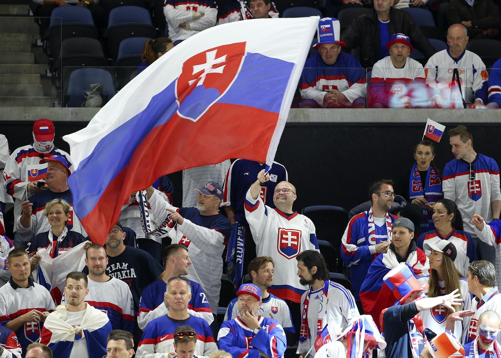 Slovensko majstrovstvá sveta v hokeji