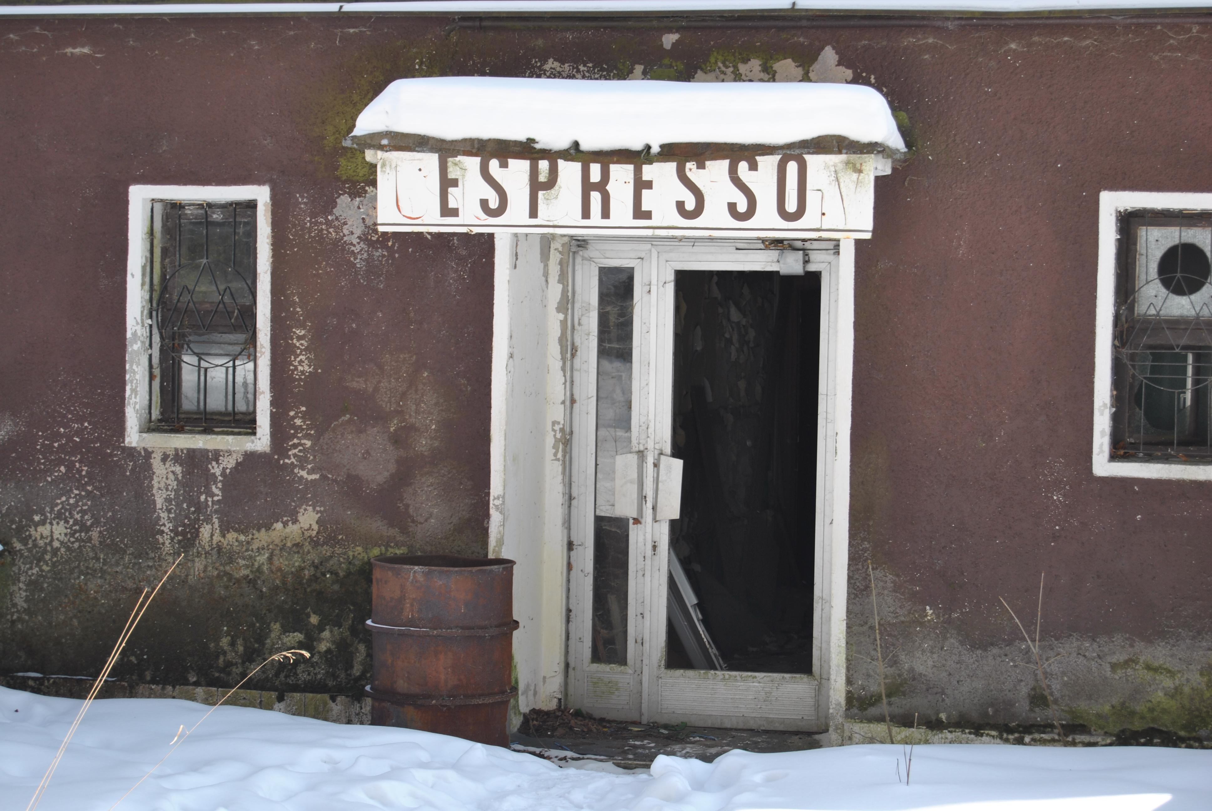 kaviaren espresso