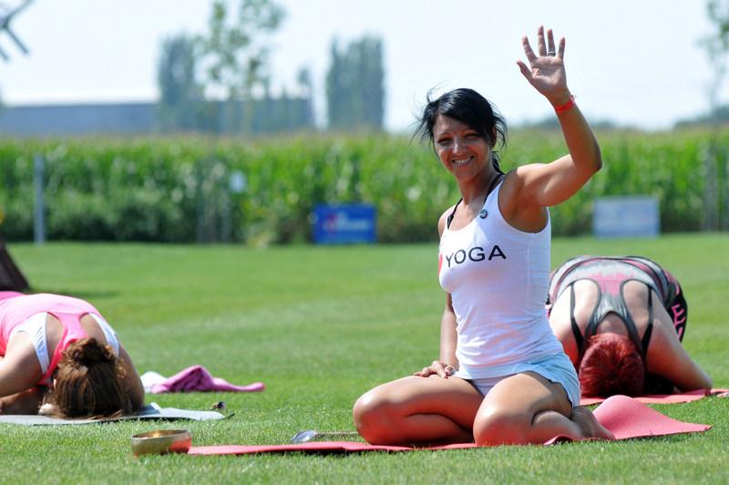 Inštruktorka jogy Martina Mel Kulisievičová: Najradšej mám na joge výbuchy smiechu a uvoľnenosť