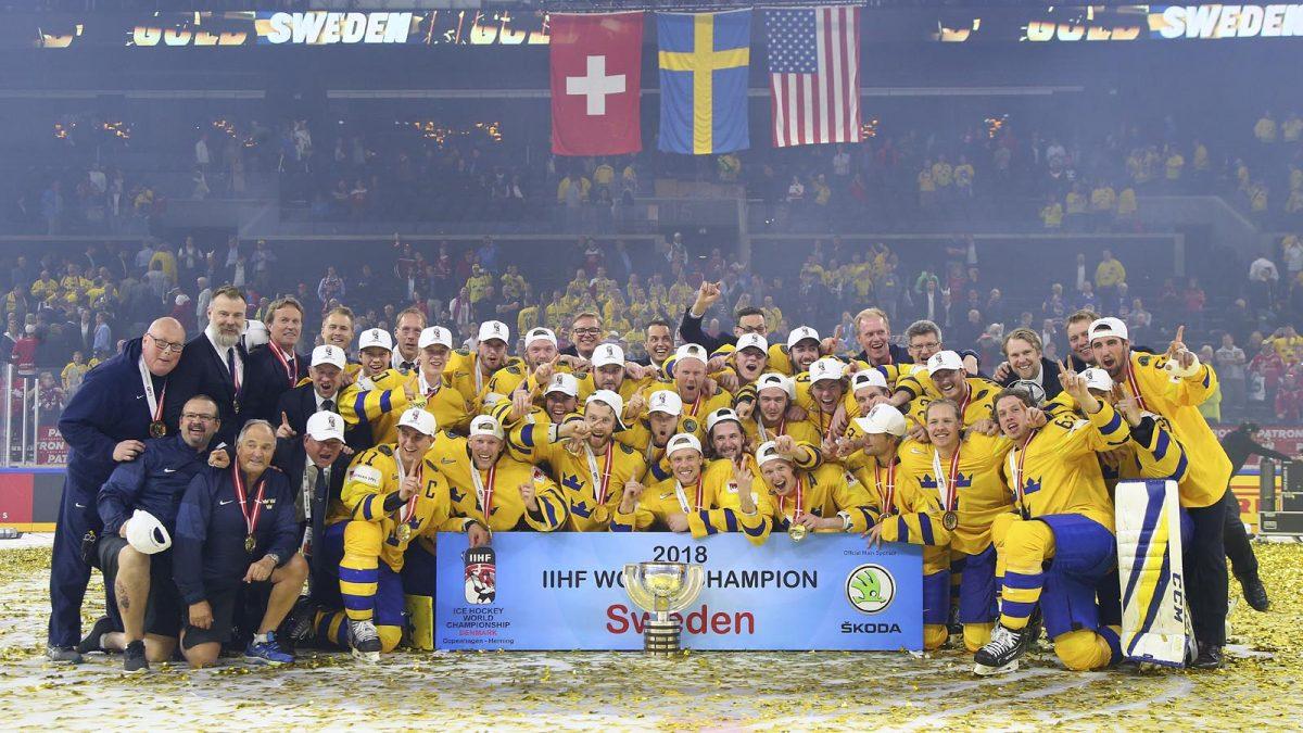 TOP 25 fotografií z tohtoročných Majstrovstiev sveta v hokeji