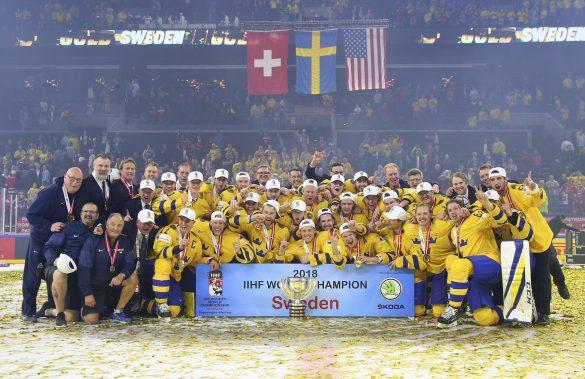 Majstrovstvá sveta v hokeji 2018, Dánsko.