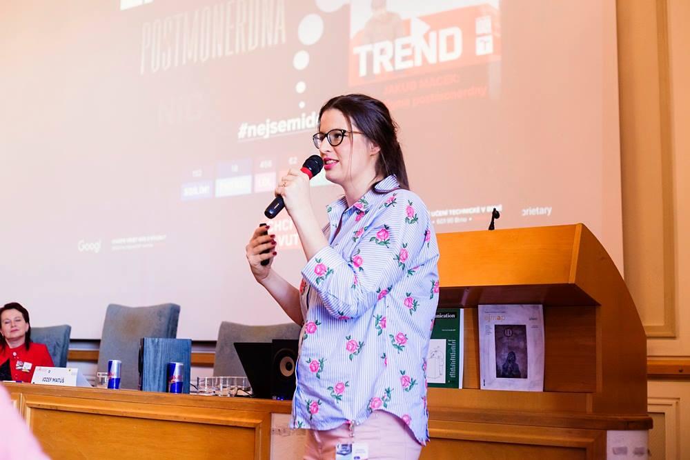 Martina Sokolíková, Google garáž