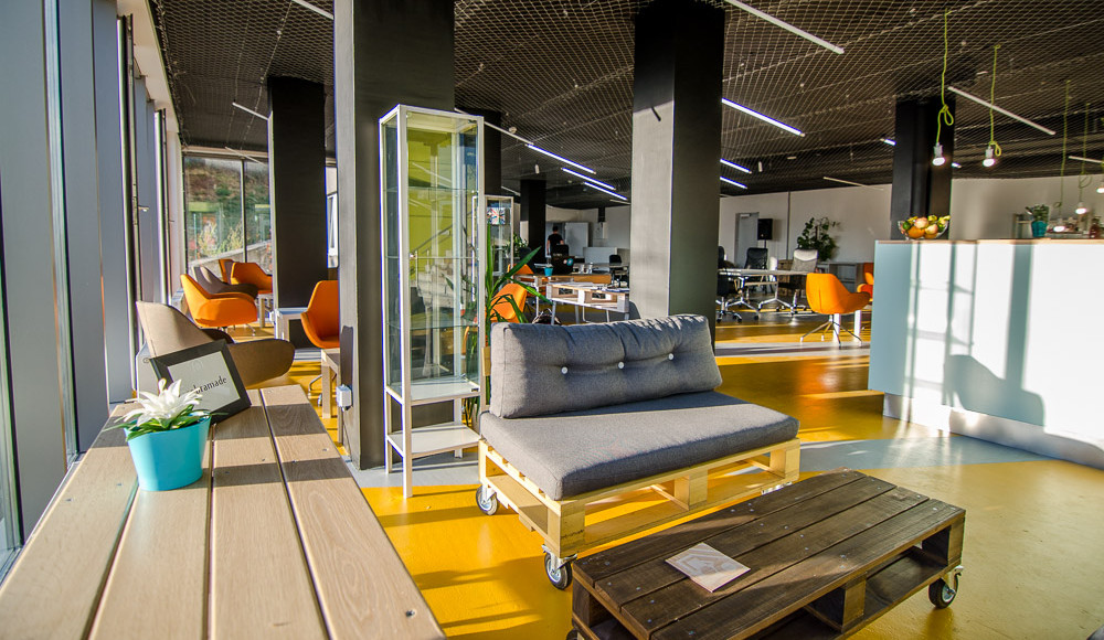 coworking space Connect Bratislava