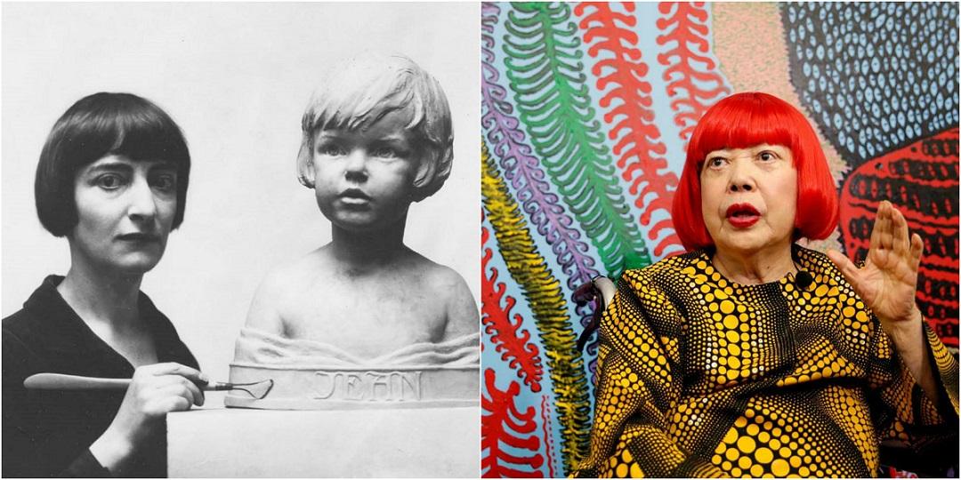 Umenie žien, ktoré vás dostane. Prečo sú menej známe ako Picasso?