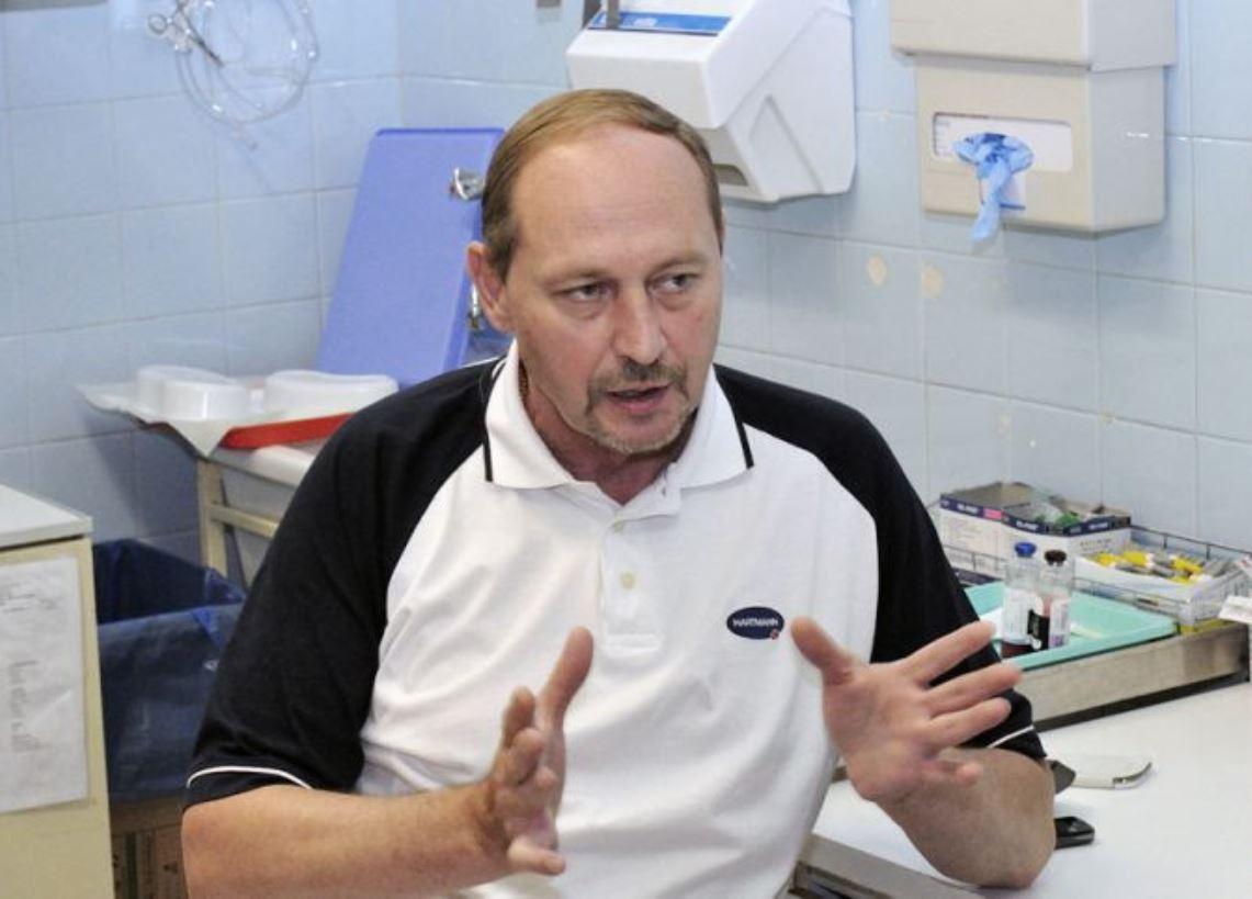 František Hampl chirurg