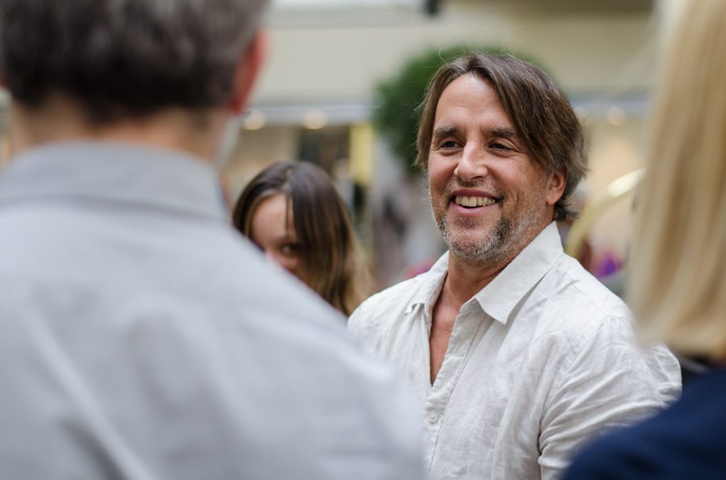 RIchard Linklater, režisér nominovaný na Oscara.
