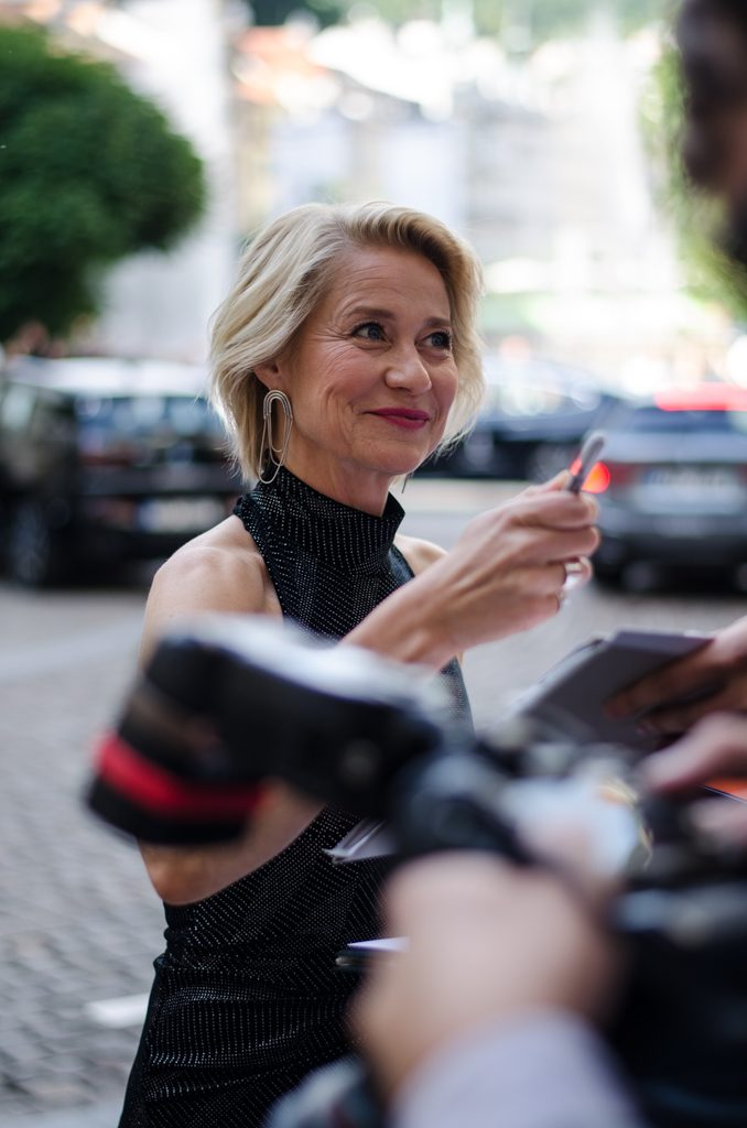 Trinea Dyrholm, dánska herečka