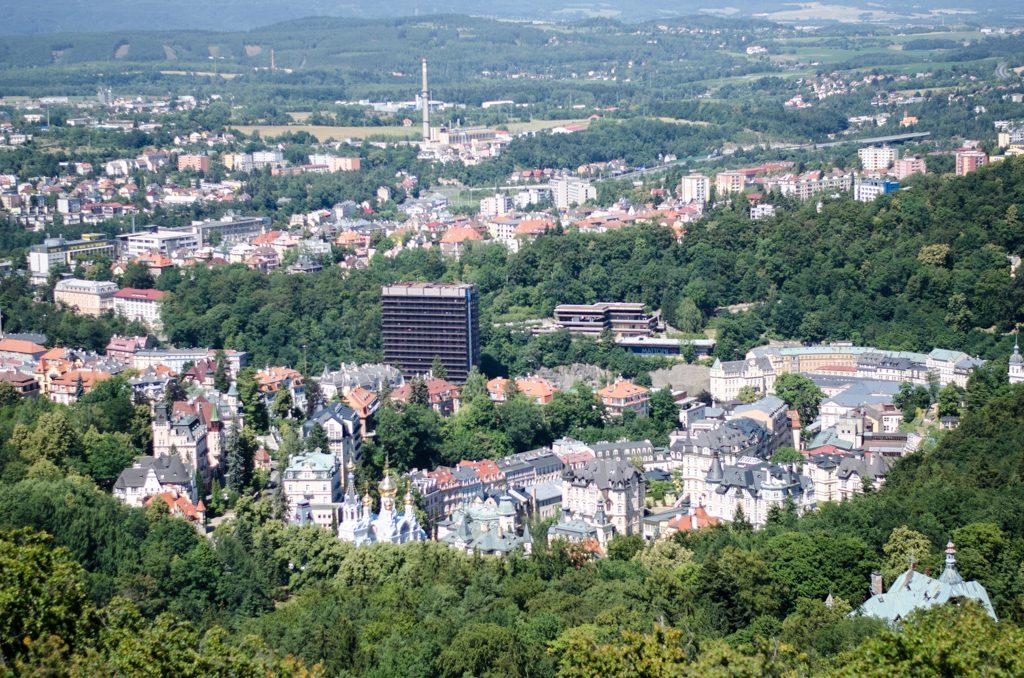hotel Thermal - centrum diania KVIFF