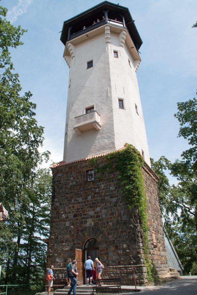 výhliadková veža