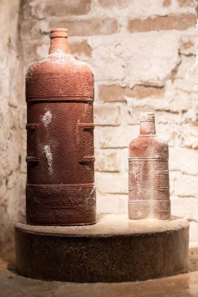 celosvetový unikát - vřídelní keramika