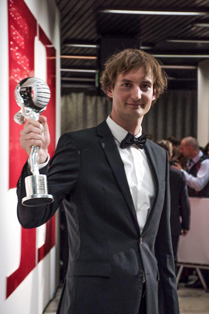 Olmo Omerz, ocenený ako najlepší režisér s filmom