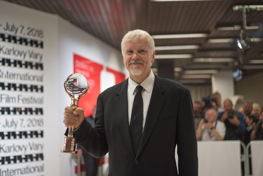 ocenenie za mimoriadny umelecký prínos svetovej kinematografií, Tom Robbins