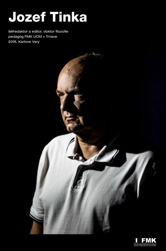 PhDr. Jozef Tinka, PhD.