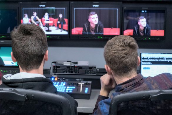 FMK otvorí nové školiace mediálne centrum, bude unikátom nielen na Slovensku EDIT KOR