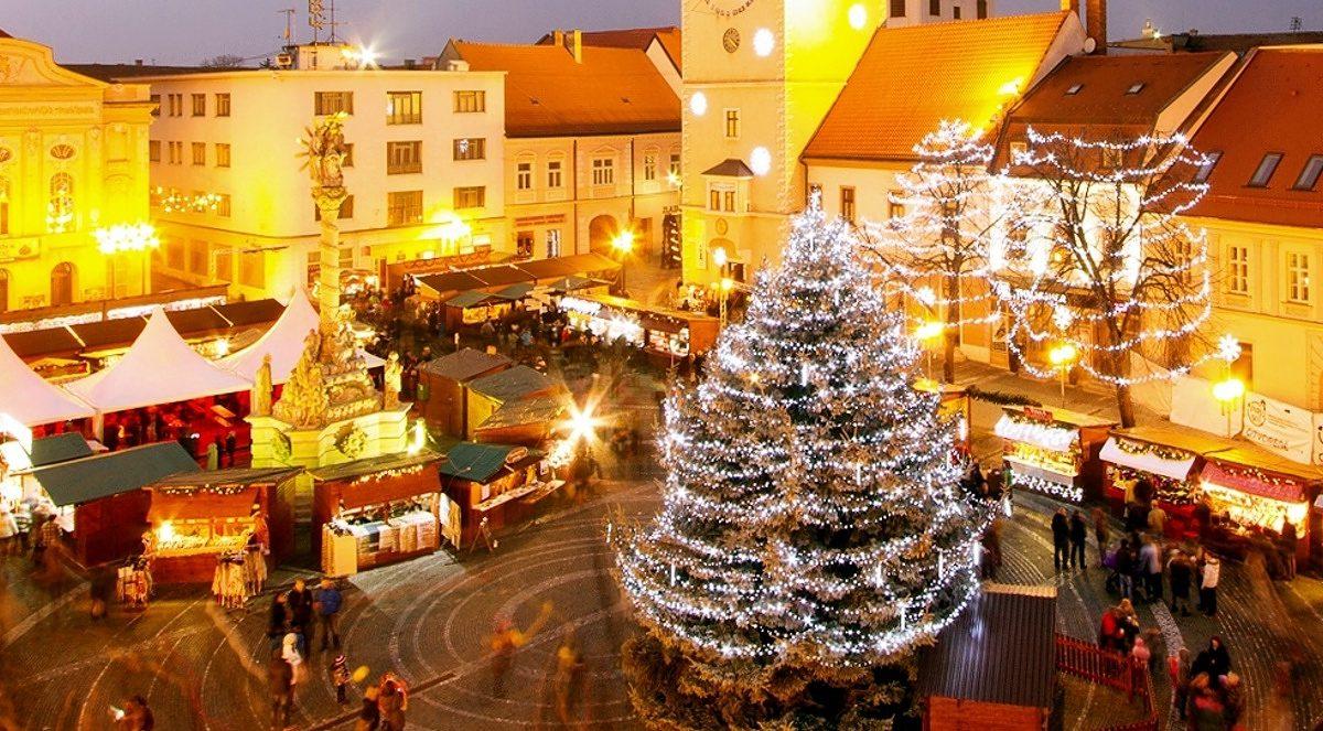 FOTO: Vianočné trhy v Trnave. Vybrali sme pre vás program i stánky, ktoré treba navštíviť