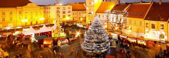 vianočné trhy trnava