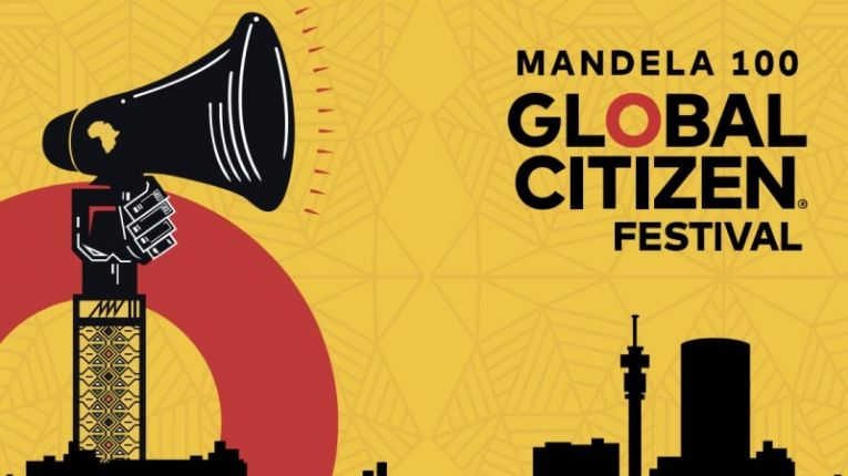 Priamy prenos: Global citizen festival 2018