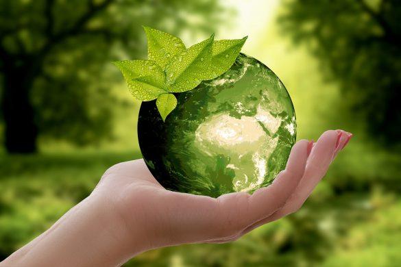 ekologická planéta