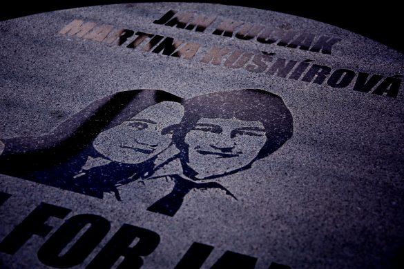 Pamätník Jána Kuiaka a jeho snúbenice