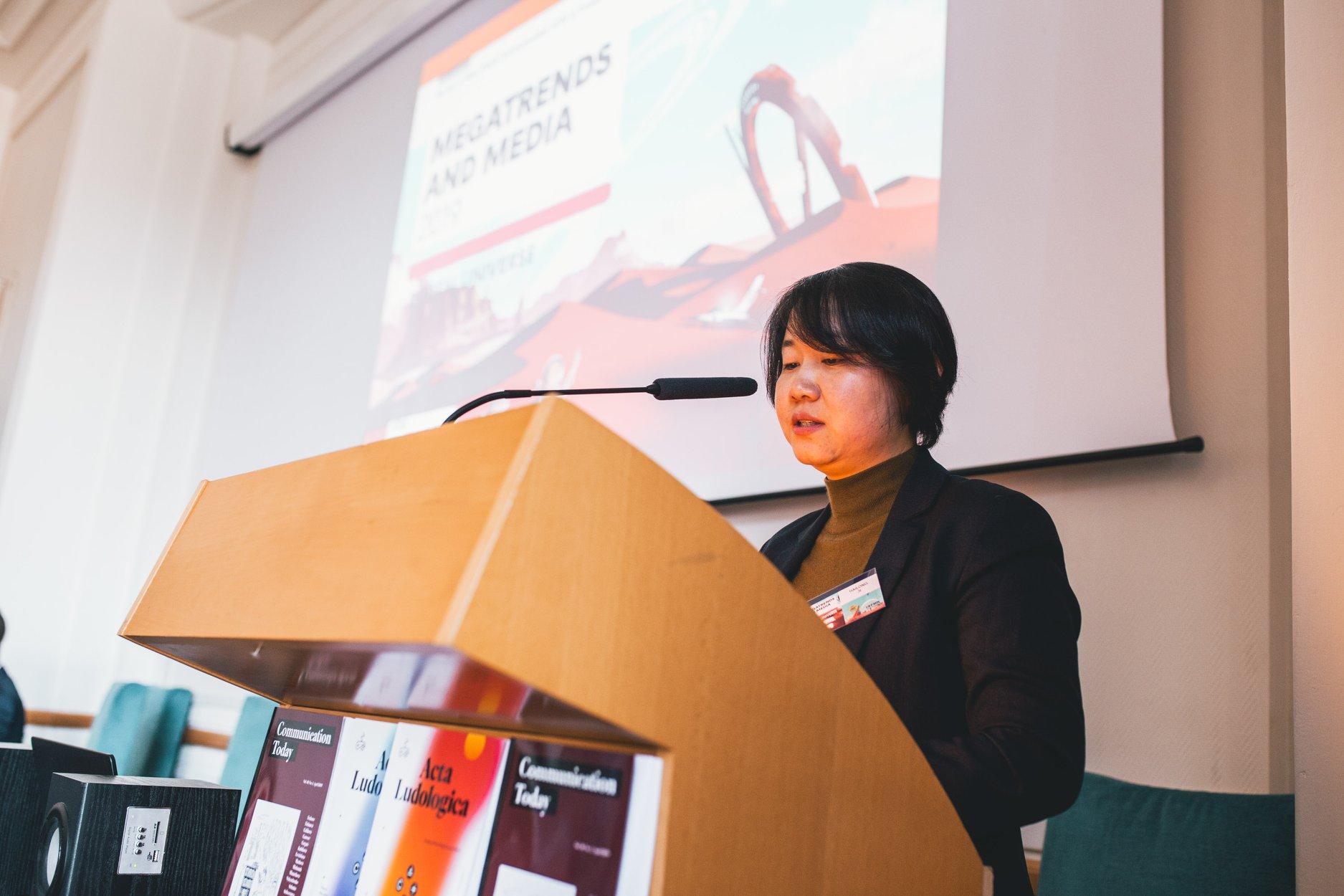 Prof. Bai Yi. Zdroj: Kristián Pribila